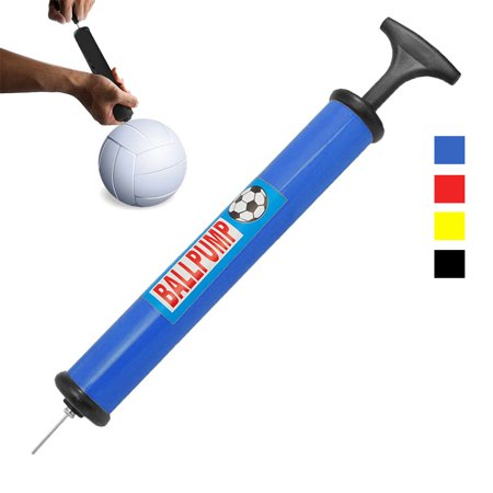 72 Lot Ball Pump Manual Air Basketball Soccer Inflate Sports Needle -
