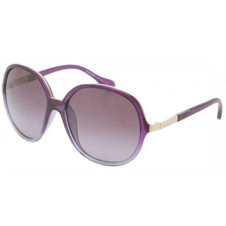 Dolce & Gabbana Sunglasses DG8089 1784/8H Violet Frames Violet Lens (Dolce Gabbana Eyewear)