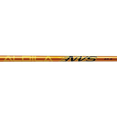 NVS 65 Orange 0.335 - Wood R, Shaft Type Wood By Aldila Nvs Golf Shafts