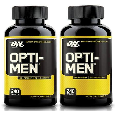 Optimum Nutrition Opti Men - Optimum Nutrition Opti-Men Daily 4-Blend Multivitamins Optimen 480 Tablets