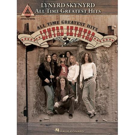 Lynyrd Skynyrd Greatest Hits Book - Lynyrd Skynyrd - All-Time Greatest Hits (Songbook) - eBook