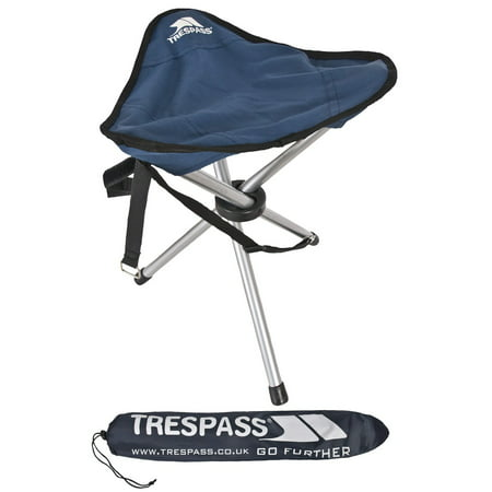 Trespass Tripod Camping Chair With Carry Bag - image 1 of 2