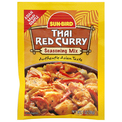 Mix Ssnng Curry Red Thai, 1 Oz (pack Of
