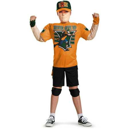 WWE John Cena Classic Muscle Child Halloween Costume](Joint Costume For Halloween)