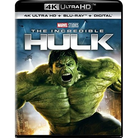 The Incredible Hulk (4K Ultra HD + Blu-ray + - The Hulk Drink