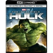 The Incredible Hulk (4K Ultra HD + Blu-ray + Digital Copy)
