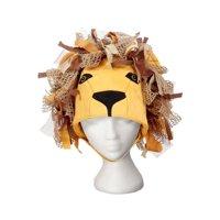 Harry Potter Luna Lovegood Roaring Lion Head for Girls