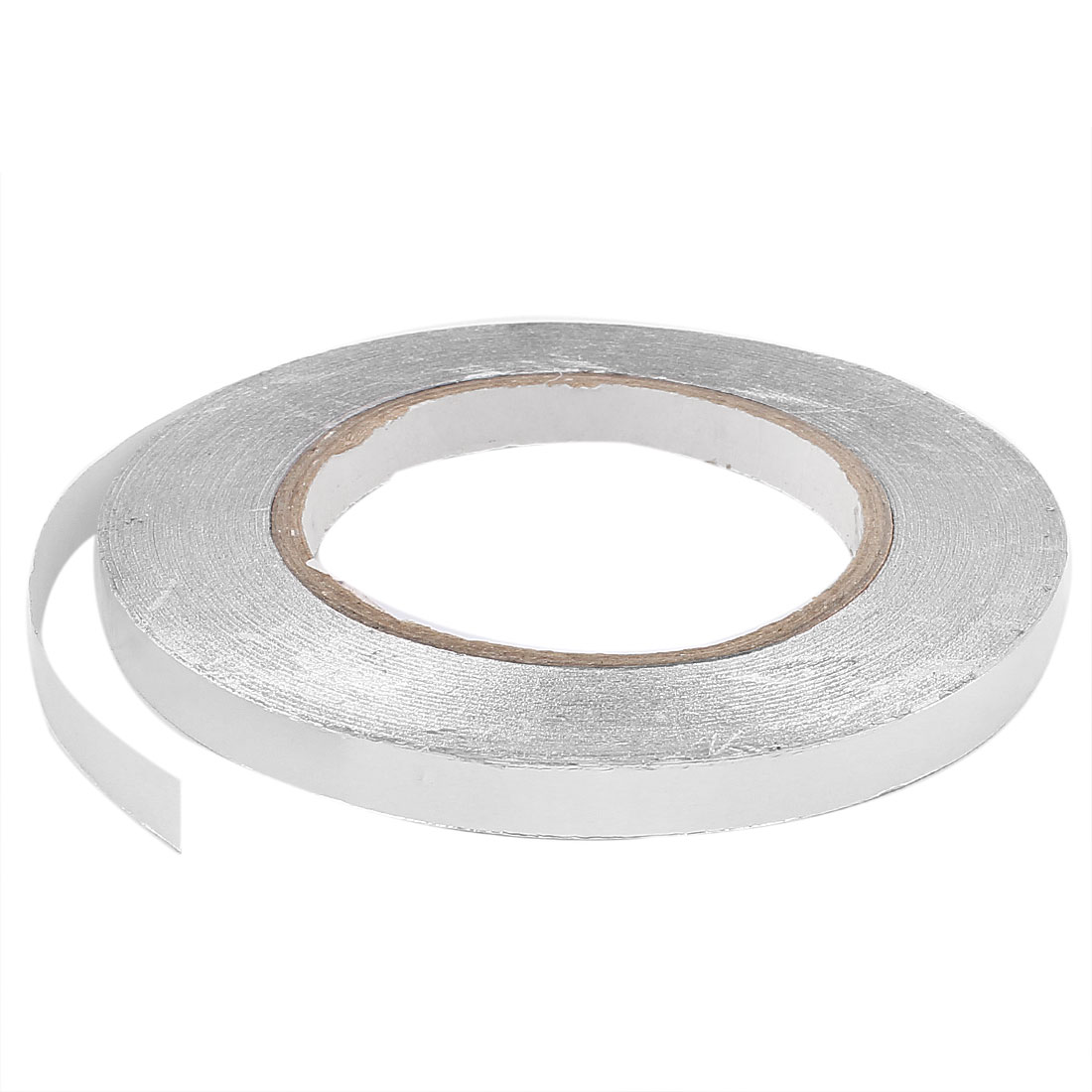 10mm x 50m Roll Aluminium Foil Heating Duct Adhesive Sealing Tape