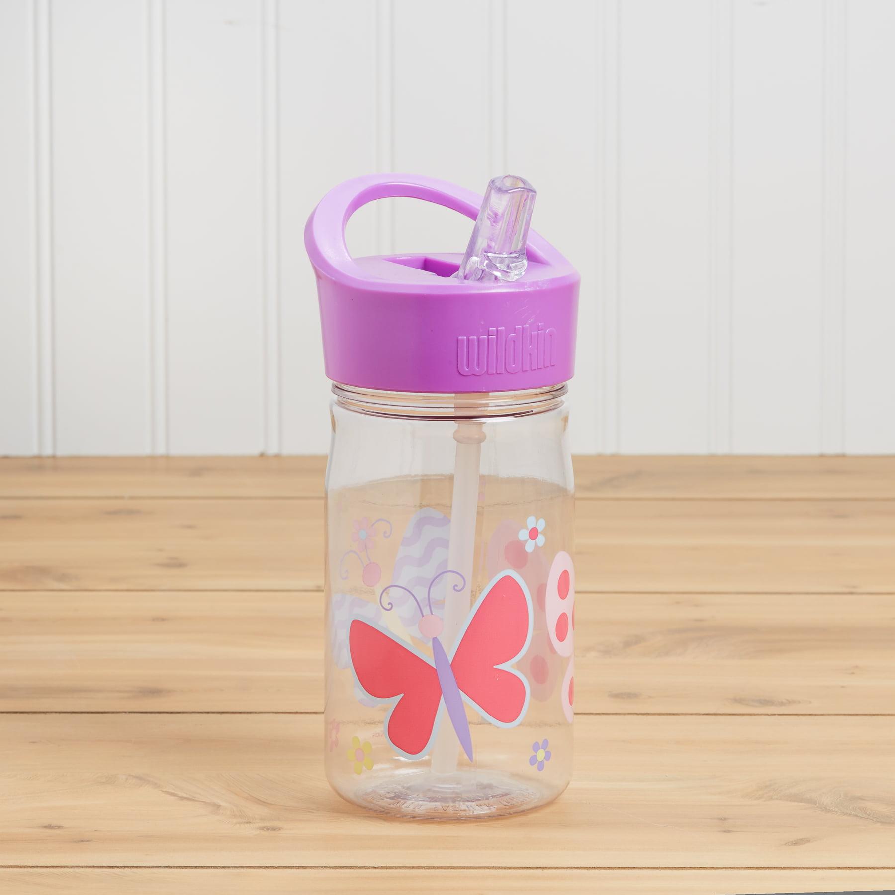 Wildkin Butterfly Garden Water Bottle