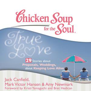 Chicken Soup for the Soul: True Love - 29 Stories about Proposals, Weddings, and Keeping Love Alive - Audiobook - Halloween Wedding Proposal