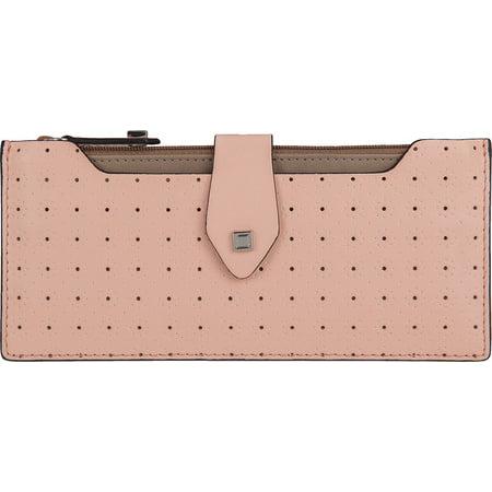 5c44462cea9c Lodis - Women's Lodis Blair Perforated Sandy Multi Pouch Wallet ...
