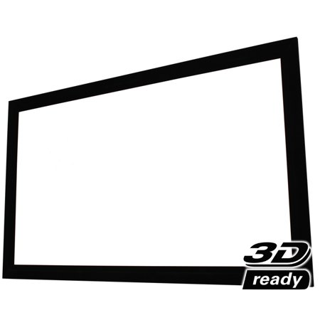 EluneVision Reference Studio 4K 150'' Fixed Frame 16:9 Projector Screen - image 4 de 4