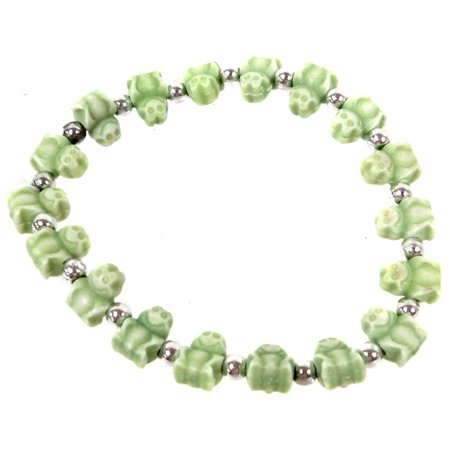 Frogz Green Frogs Bracelet - Bracelet Light