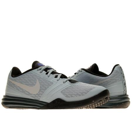 Nike Kobe Mentality Dove Grey Black Mens Basketball Shoes 704942 004