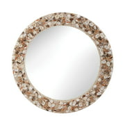 Dimond Home Round Wall Mirror - 31 diam. in.