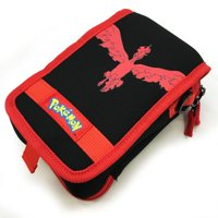 Hori Legendary Pokemon Travel Pouch Case For New 3DS XL, Moltres Red