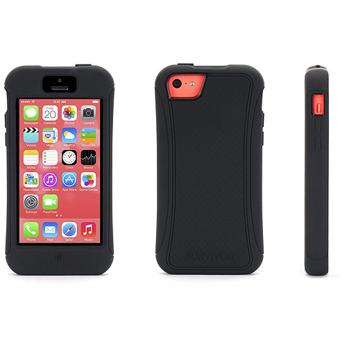 Griffin Survivor Slim Case for Apple iPhone 5SE/5s