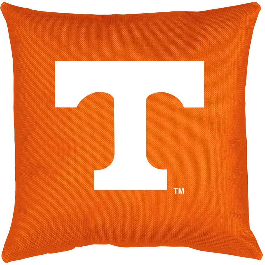 NCAA Tennesse U Locker Room Toss Pillow