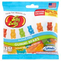Jelly Belly, Sugar Free Gummi Bears 2.8 Oz