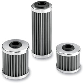 Moose Racing Stainless Steel Reusable Oil Filter Fits 05-12 KTM 250 SXF