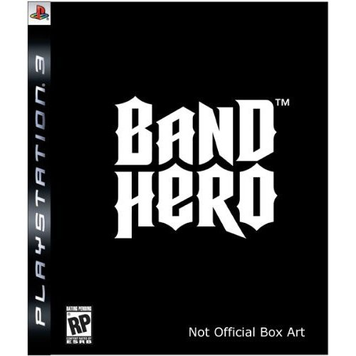 Band Hero Featuring Taylor Swift (Stand Alone Software) PS3 Playstation 3