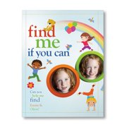 Find Me If You Can (2 Child) - Personalized Book