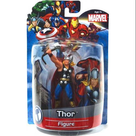 Marvel Avengers 4 inch Thor Action Figure - Walmart.com