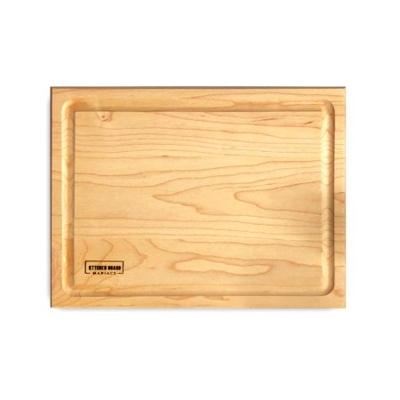 14X10 Maple Wood Cutting Board