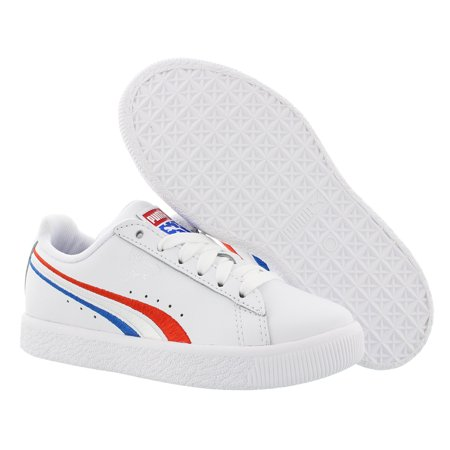 buy popular 33d38 686fe Puma Clyde 4Th Of July Ps Casual Boy's Shoes Size