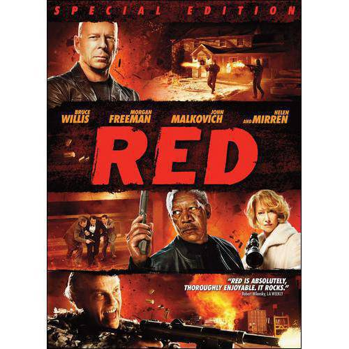 Red (Special Edition) (With INSTAWATCH) (Widescreen)