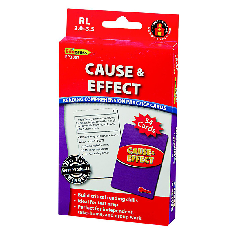 CAUSE AND EFFECT - 2.0-3.5