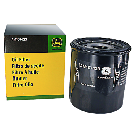 - John Deere Engine Oil Filter