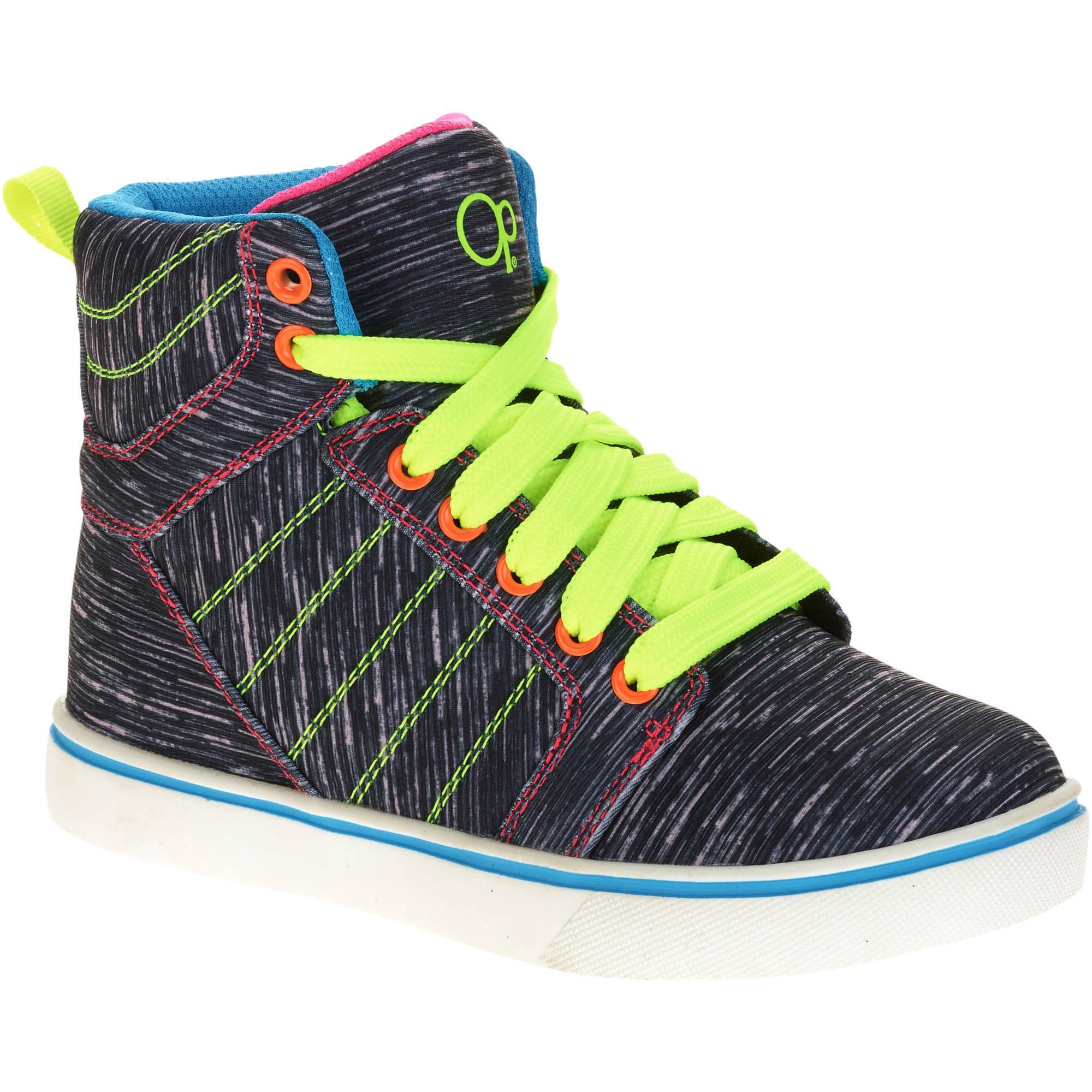 op hi top athletic shoe walmart