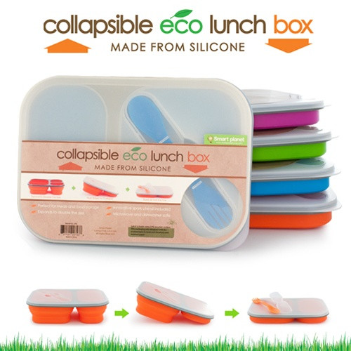 Smart Planet Eco Double Food Storage Container Walmartcom