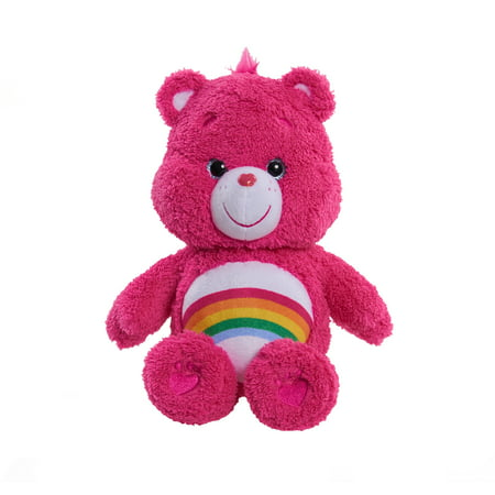 Care Bear Large Plush - Cheer Bear - Cheer Carebear
