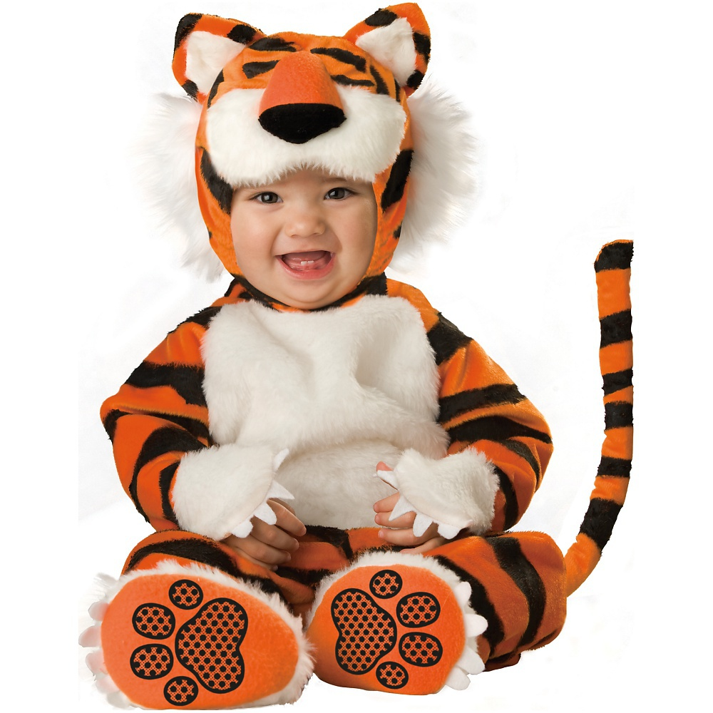 Tiny Tiger Baby Infant Costume - Infant Medium