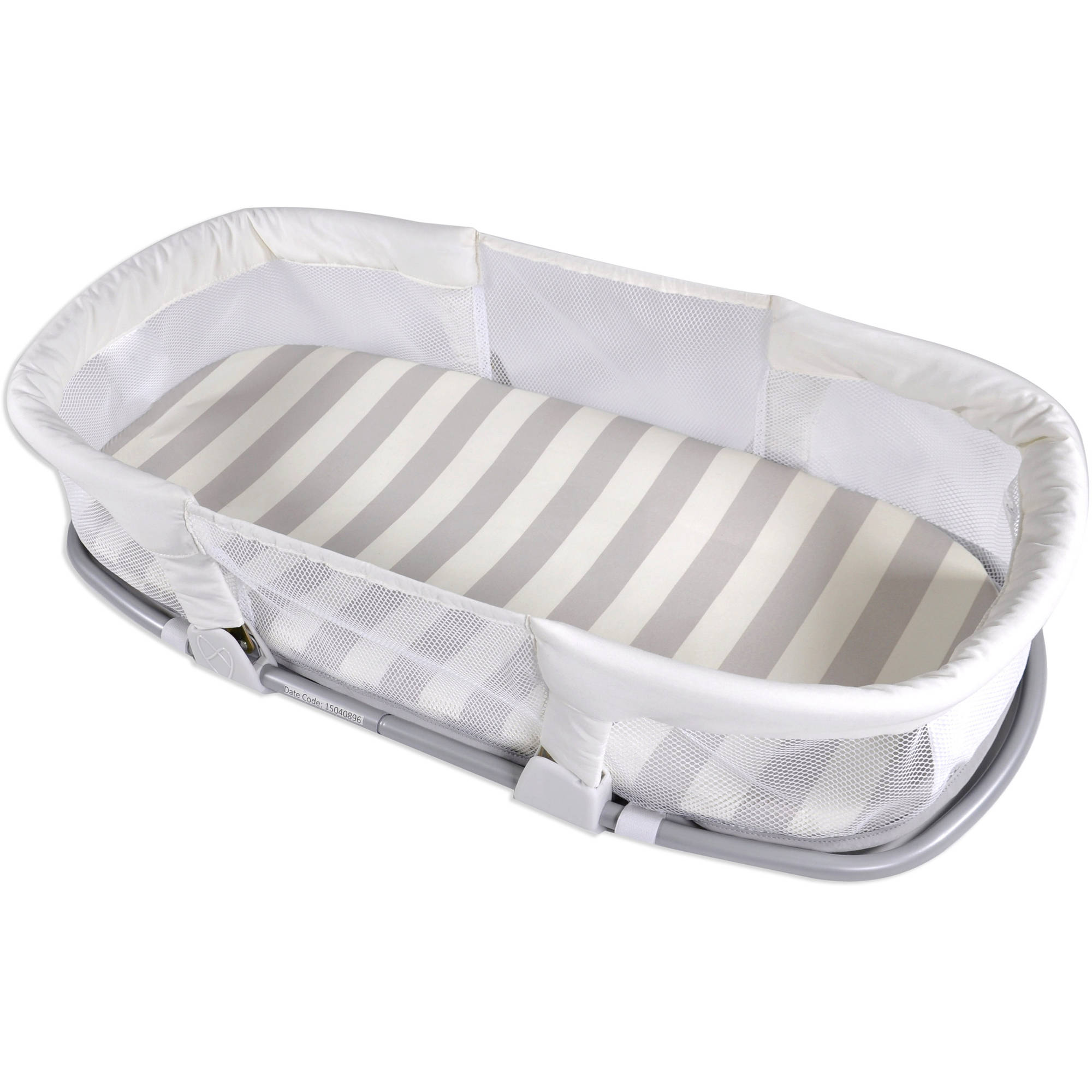 cradle baby us ebay newborn bed sleeper ru buy new en bassinet basket moonlight crib rocking