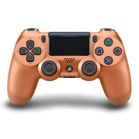 Sony PlayStation 4, DualShock 4 Controller, Metallic Copper, 3003247