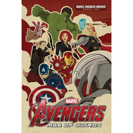 Phase Two: Marvel's Avengers: Age of Ultron - Vision Age Of Ultron