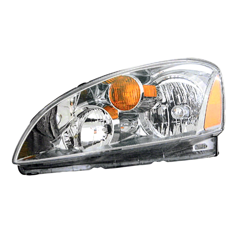 2002-2004 Nissan Altima  Aftermarket Driver Side Front Head Lamp Assembly 260603Z626-V