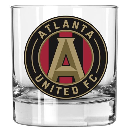 Atlanta United FC 8.45oz. Rocks Glass - No (Glasses Company)
