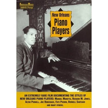 New Orleans Piano Players / Various