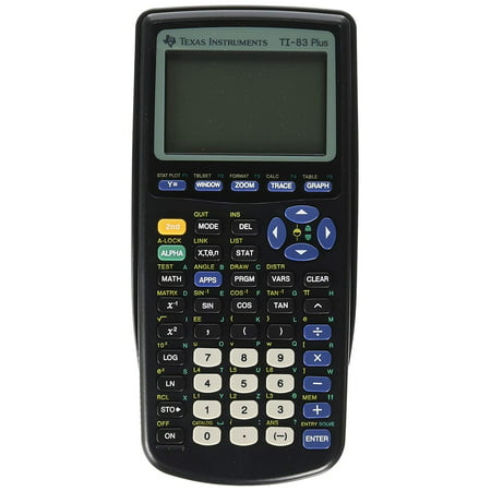 Texas Instruments TI-83+ Graphing Calculator (Ti Calculators 84)