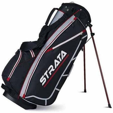 Callaway Men's Strata Complete 12-Piece Golf Club Set with Bag, Right (Mark Allen Golf)