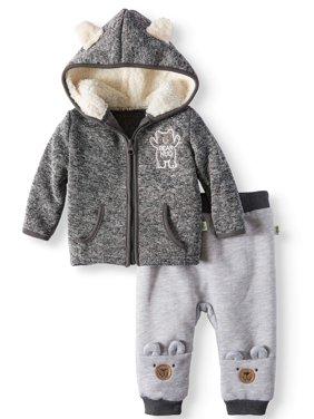 e34a35cb3 Baby Boys Outfit Sets - Walmart.com