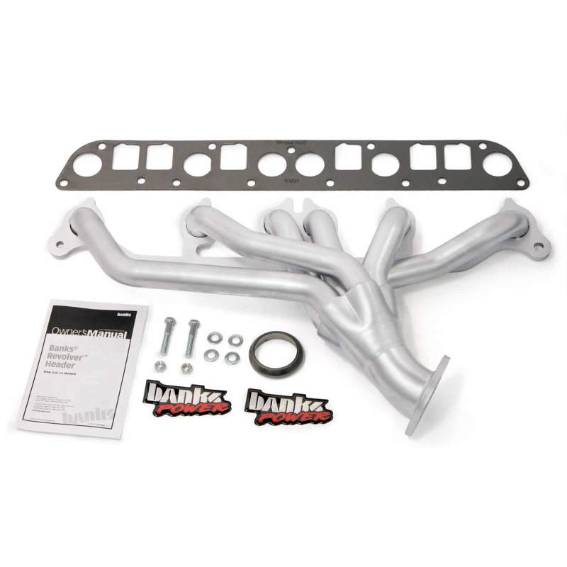Banks Power 91-99 Jeep 4.0 Wrangler / 91-98 Cherokee Revolver Exhaust Manifold System
