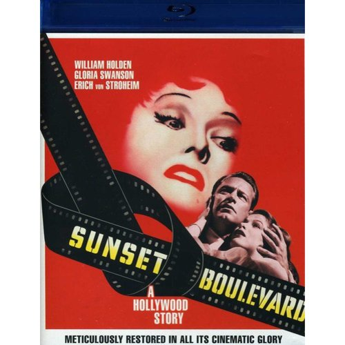 Sunset Boulevard (Blu-ray) (Full Frame)