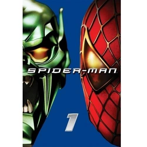 Spider-Man (2002) (Blu-ray) (Anamorphic Widescreen)
