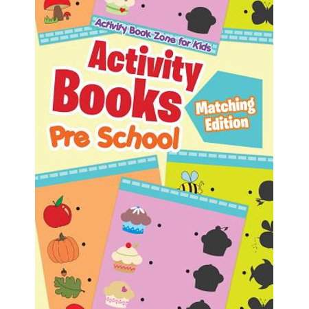 Activity Books Pre School Matching Edition](Halloween Preschool Activities Crafts)