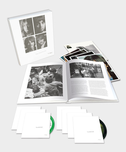 The Beatles (The White Album) (CD) (Includes Blu-ray)